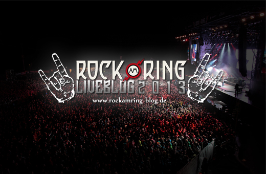 Liveblog - Rock am Ring 2013